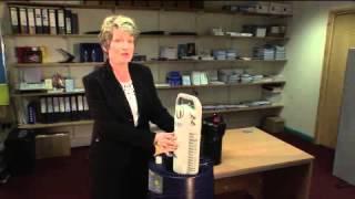 Oxygen therapy equipment - Liquid Oxygen