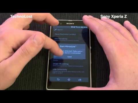 Sony Xperia Z - Review [ENG] by TechnoLost