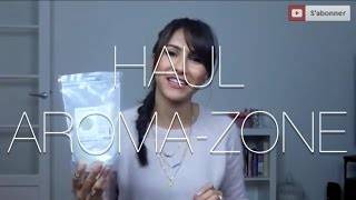 HAUL AROMA-ZONE : HE, HV, MAQUILLAGE, SHAMPOING, SPRAY HYDRATANT... Thumbnail