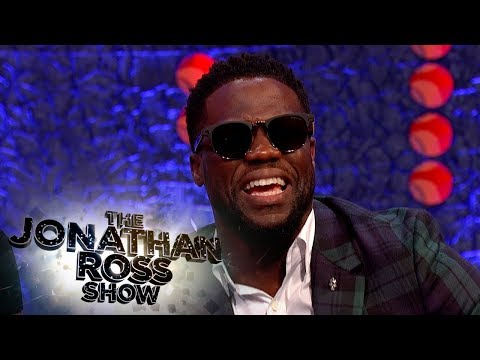 Kevin Hart's Super Bowl Invasion  The Jonathan Ross