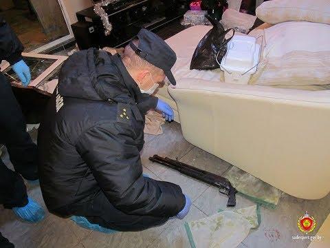 Вооруженное нападение на дом предпринимателя в Пинске: подробности