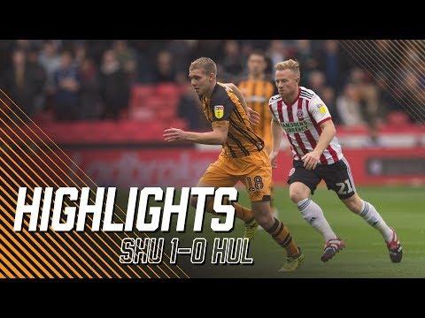 Sheffield United 1-0 Hull City | Highlights
