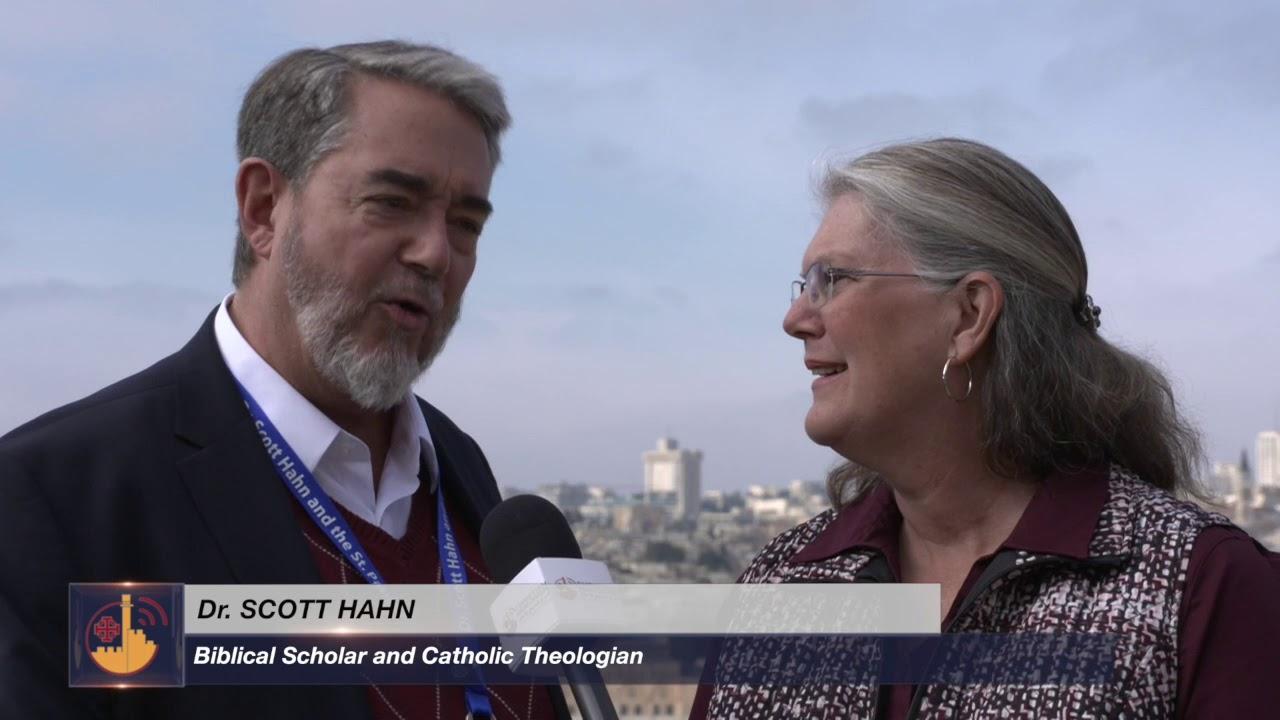 Christian Media TV News - 206 Tours & Dr  Scott Hahn Holy Land Pilgrimage  2018