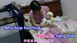 Khúc Hát Ru Của Người Mẹ Trẻ-karoake