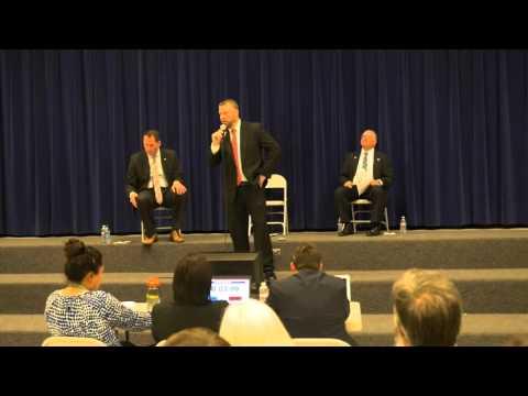 Utah SD13 Republican State Senate Debate 2016