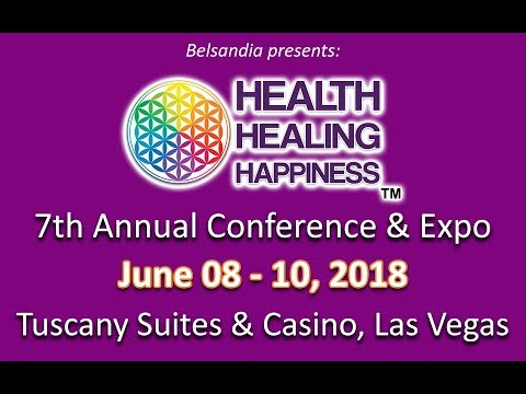 Largest Las Vegas Health Expo & Conference 2018