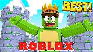 THE KING OF TOWER BATTLES! - Roblox w/TinyTurtle