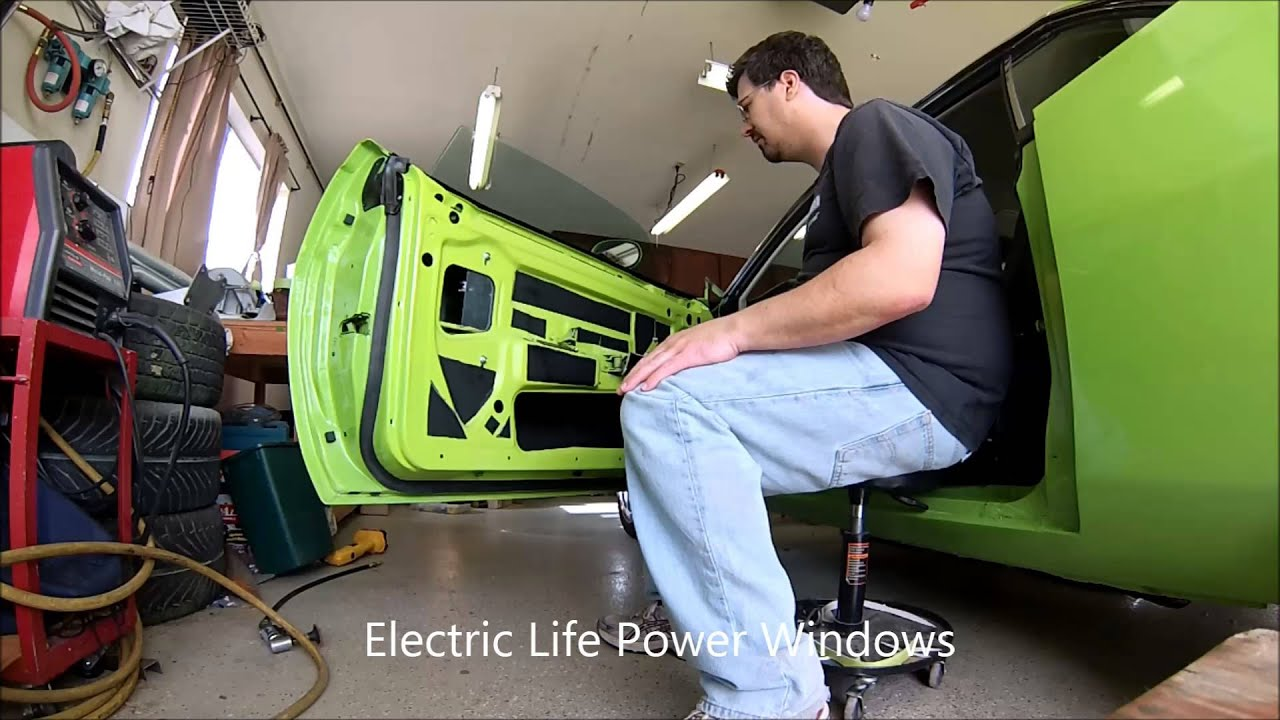 maxresdefault e body cuda & challenger power window kits youtube  at bakdesigns.co