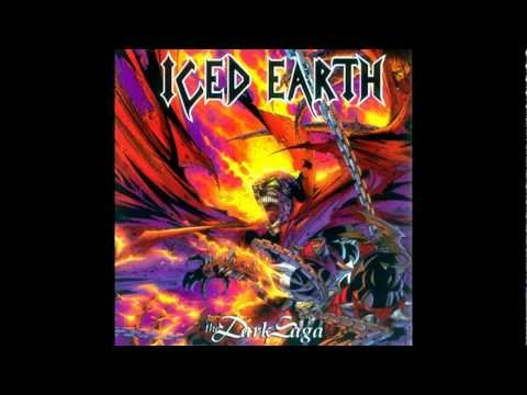 A Question Of Heaven - Iced Earth Cover