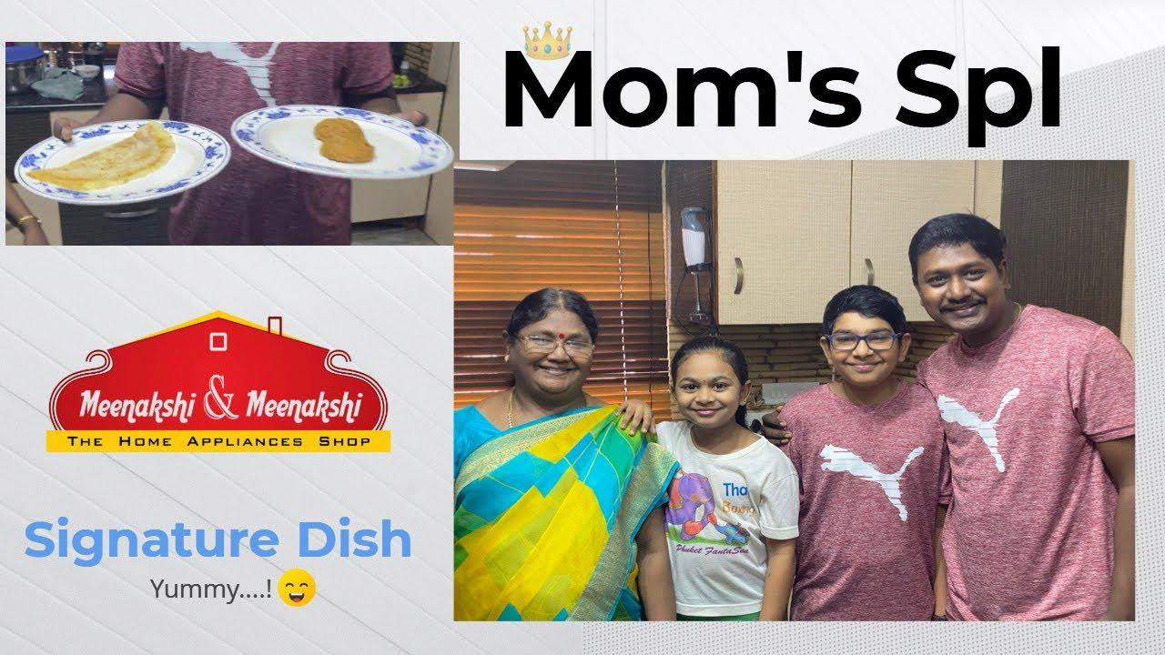 இந்த 4 பொருட்கள் இருந்தா போதும் Amma's Signature Recipes | Cooking time | Meenakshi & Meenakshi