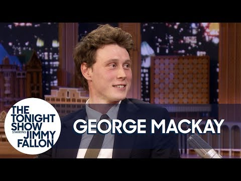 George MacKay Reveals His Most Dramatic Scene in 1917 Was a Mistake