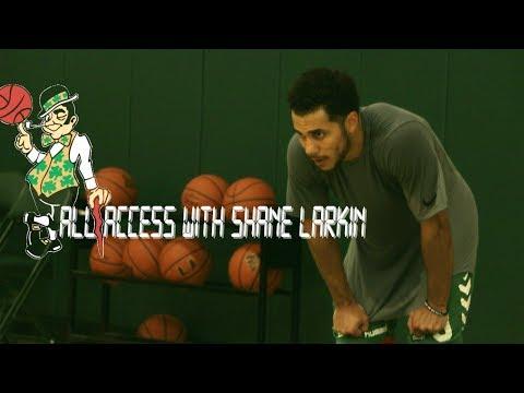 Shane Larkin All Access : 3 Days Of Work : #BostonCeltics