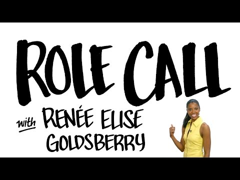 Role Call with Renee Elise Goldsberry (HAMILTON, RENT, THE LION KING, ONE LIFE TO LIVE)