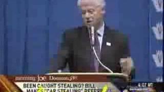 Bill Clinton Speech about Monica Lewinsky