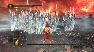 Dark Souls 2: Scholar of the First Sin - Burnt Ivory King SOLO NG (Mundane Manikin Knife)