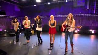 The Saturdays - Issues (AOL Sessions - December 2010)