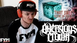 AVERSIONS CROWN Erebus OFFICIAL TRACK REACTION