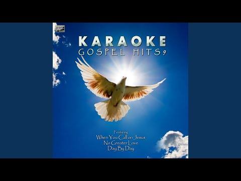 No Greater Love (In The Style Of Rachael Lampa) (Karaoke Version)