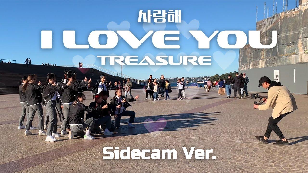 "[KPOP IN PUBLIC] TREASURE (트레저) ""I LOVE YOU"" (사랑해)(SIDECAM ver.) Dance Cover // Australia // HORIZON"