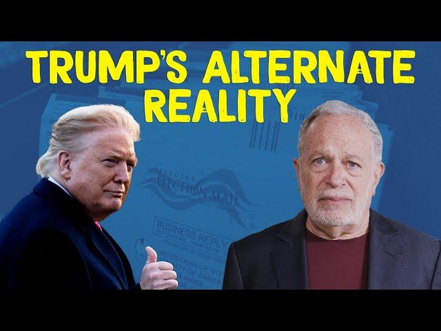 Debunking Trump's Post-Election Lies | Robert Reich
