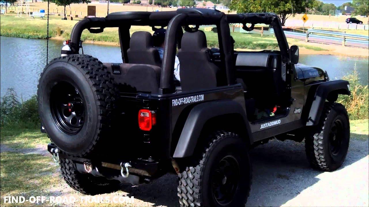 Jeep Wrangler Rubicon Tuning >> Best Sounding Jeep Exhaust! Jeep Wrangler Rubicon With Magnaflow Glasspack Muffler - YouTube