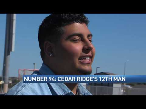 Number 94: Cedar Ridge Football
