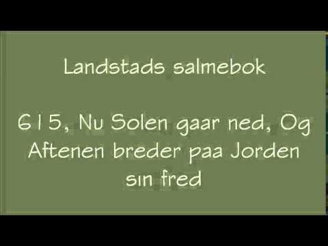 Salmer fra Sopnes kirke