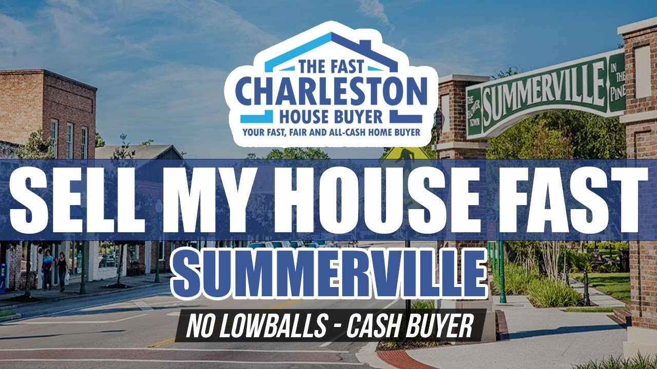 🆕 Sell My House Fast Summerville SC We Buy Houses Summerville SC Top Video