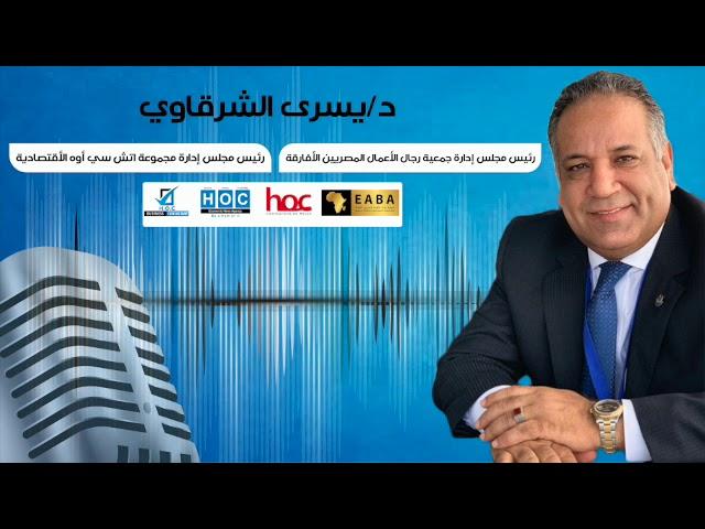 د يسري الشرقاوي يتحدث  للاذاعة حول إهتمام الرئيس السيسي بالعلاقات المصرية الفرنسية