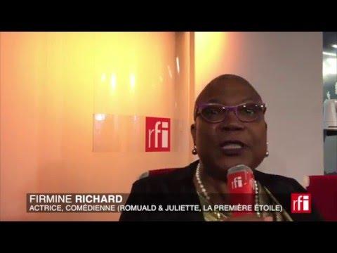 """Firmine Richard, c'est quoi """"un film qui plait aux noirs comme aux blancs"""" ?"""