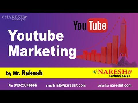 Youtube Marketing   Digital Marketing Tutorials   by Mr.Rakesh