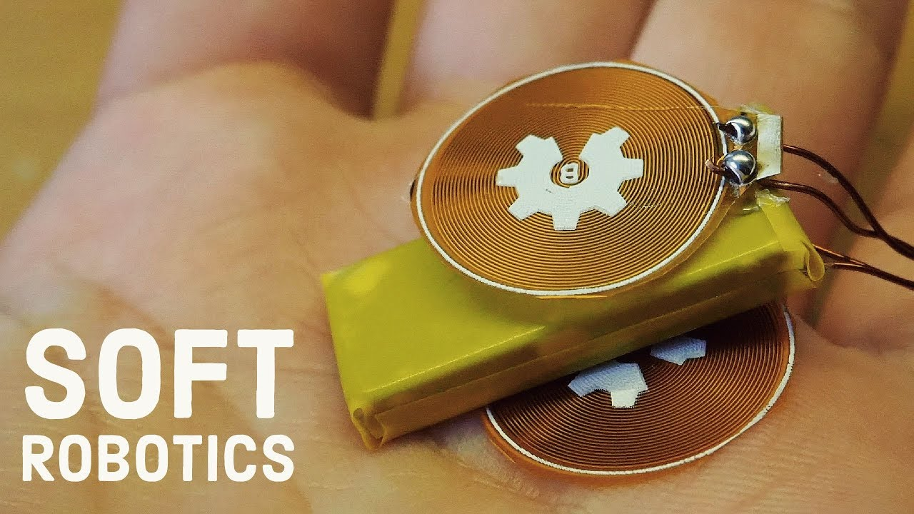 Soft Robotics Made From Printed Circuit Boards Youtube Board Prototype China Flexible
