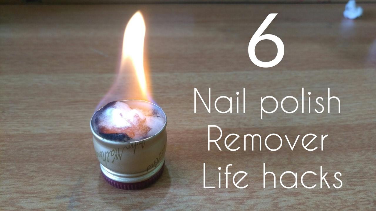 6 Nail Polish Hacks That Make Life Easier!
