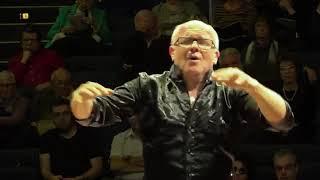תזמורת נתניה הקאמרית הקיבוציתBeethoven Coriolian Overture Israel NK Orchestra/Christian Lindberg
