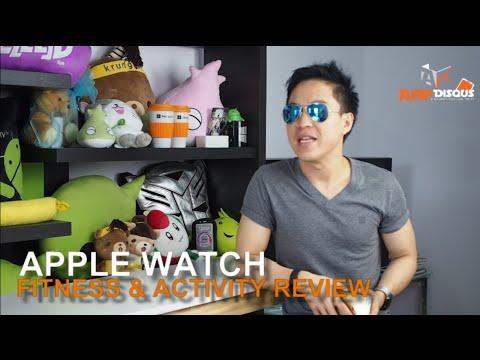 รีวิว Apple Watch Fitness Functions แบบละเอียดยิบจาก APPDISQUS