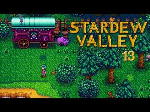 STARDEW VALLEY • #13 - Händler mit Schwein | Let's Play