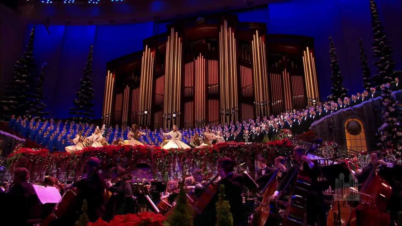 Gloria in Excelsis Deo! - Mormon Tabernacle Choir - YouTube