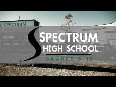 Spectrum High School Grade 9-12: Who We Are