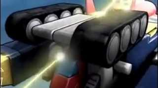 Voltes V   the Final Chapter   YouTube