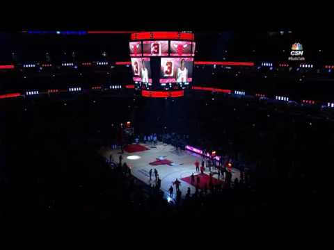 Chicago Bulls Intro 2016/17