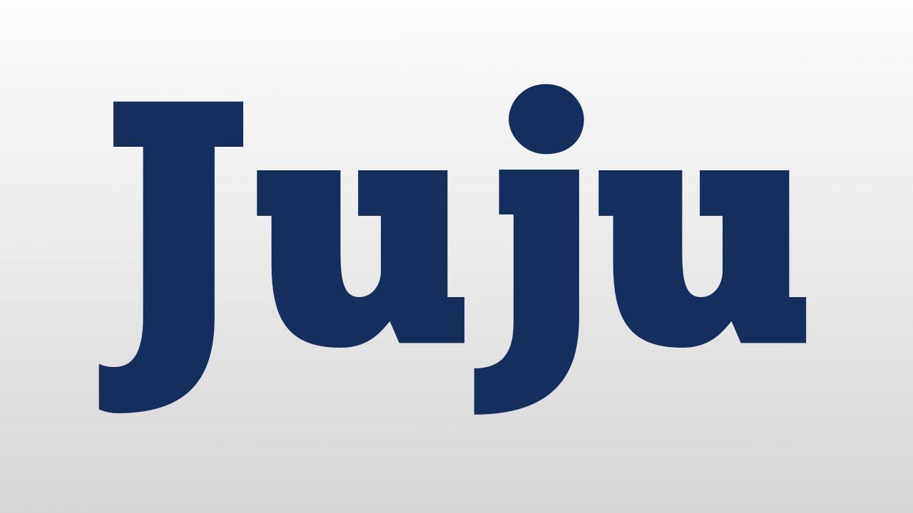 juju meaning and pronunciation youtube. Black Bedroom Furniture Sets. Home Design Ideas