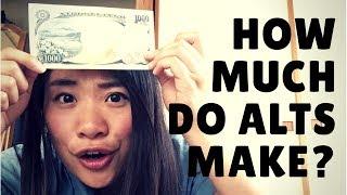 JET Program: How Much Do ALTs REALLY Make?