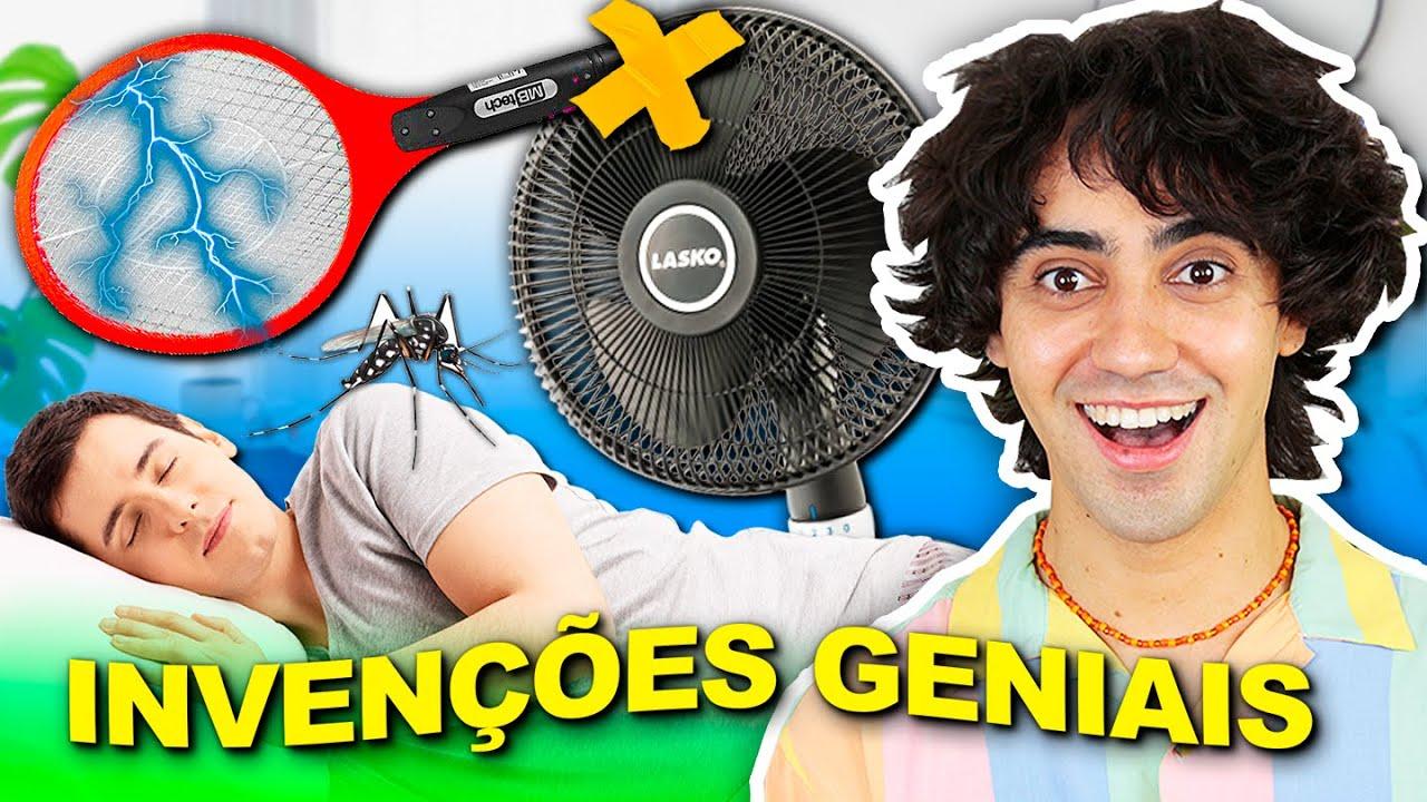 INVENÇÕES BRASILEIRAS QUE DEIXARAM EINSTEIN NO CHINELO