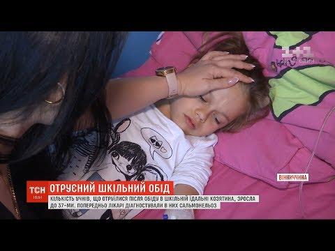 ТСН: Масове отруєння дітей на Вінниччині: кількість потерпілих зросла до 37
