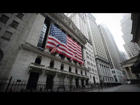LIVE: Stock market