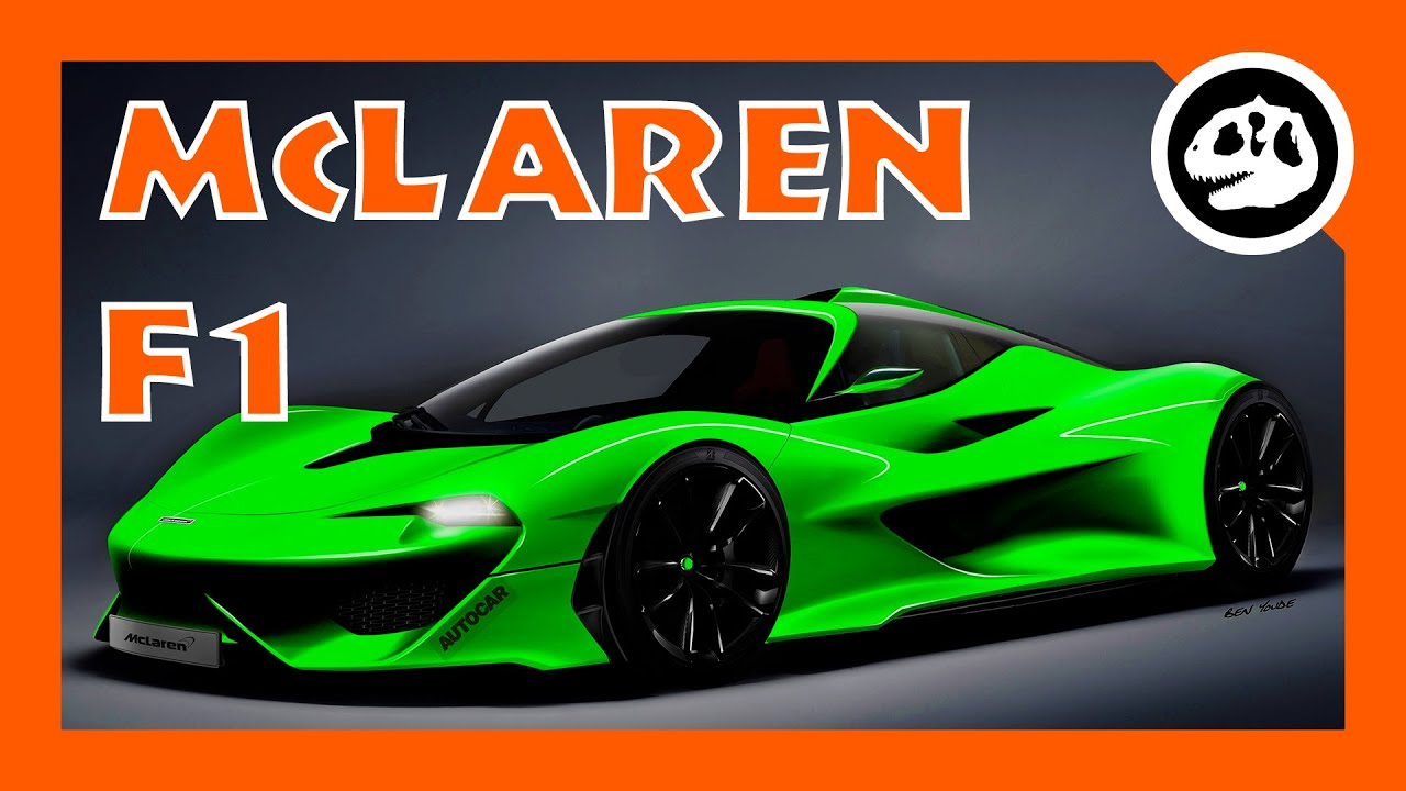 2018 mclaren cars. Exellent Cars NEW McLaren F1  The Will Be Reborn In 2018 To Mclaren Cars E