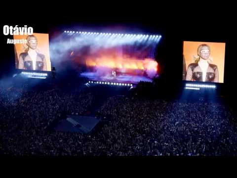 "J+B 03 ""'03 Bonnie & Clyde"" ""Upgrade U"" and Crazy in Love (LIVE) (On The Run Tour) [LEGENDADO PT-BR]"
