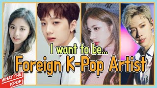 [WHAT THE KPOP] #3 How Can Foreigners Become K-Pop Idols