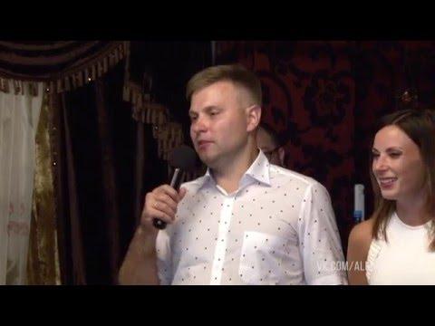Тост на свадьбе Павла и Вероники Годовых