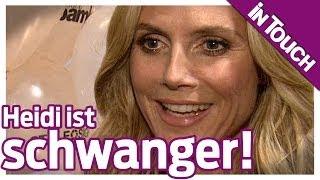 Heidi Klum ist schwanger!